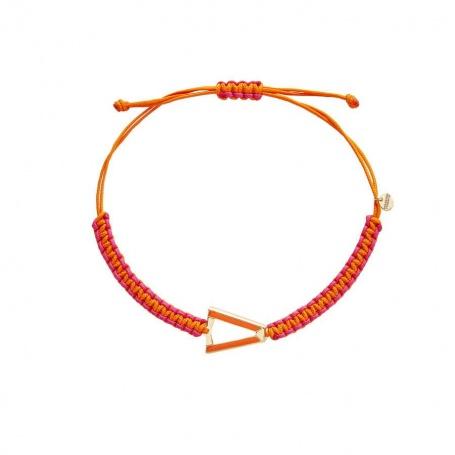 Valentina Ferragni Kate Orange Anklet Bracelet DVF-CAV-04