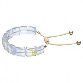 Swarovski Letra White Moon Bracelet -5615863