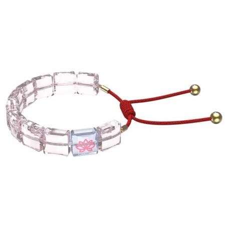 Swarovski Letra Pink Lotus Bracelet -5614974