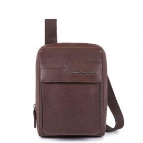 Piquadro man bag Wostok brown - CA3084W95 / TM