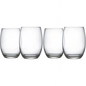 Glasses 4pcs Mami XL ALESSI SG119 / 3S4
