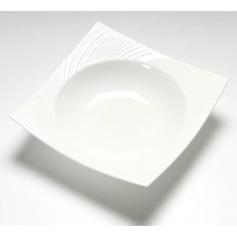 Wedgwood Etheral dinner set in white bon china porcelain