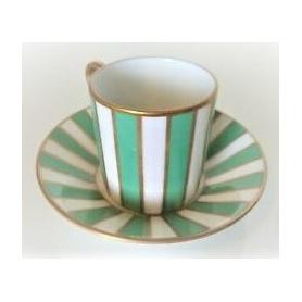 Empire Coffee Service 15pcs Richard Ginori Ref-01520