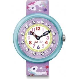 Flik Flak Watches Magical Unicorns - FBNP033