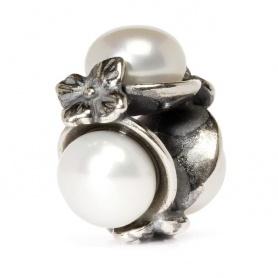 Dreifach weiße Perle-51732