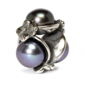 Triple Pearl Bead Black - 51733