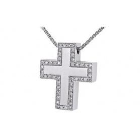 S Kreuz Halskette-20030154