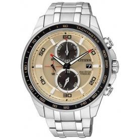 Orologio in supertitanio con crono  eco-drive - CA0348-53W