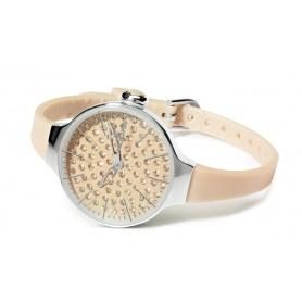 Orologio Cherìe Diamond Crema - 2483LD02