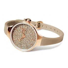 Cherìe-Grey Diamond Watch 2483LGD08