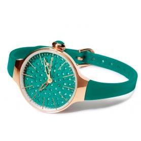 Teal-2483LGD05-Cherìe Diamant Uhr