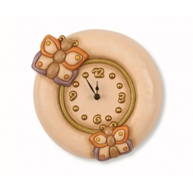 Country wall clock-C1550H90