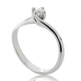 Anello in oro con Diamante - 1AEK0252G5140