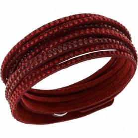 Slake Burgunder Armband-5089698