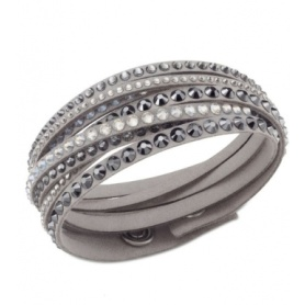 Deluxe grau Slake Armband-5021033