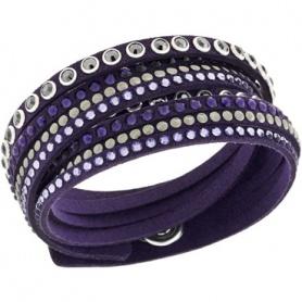 Slake Rock Armband lila-5100098