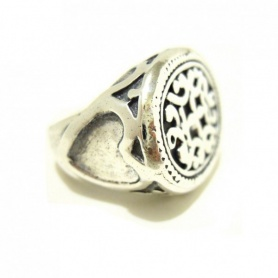 Silver ring-AN483