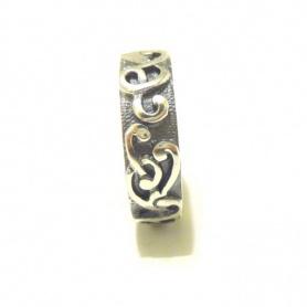 Fedina in argento  - AN516