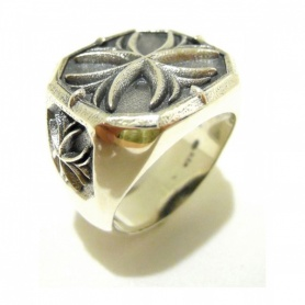 Silver ring-AN511