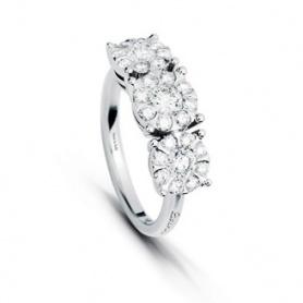 Anello con Diamanti Daphne - 20041547