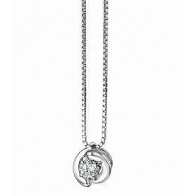 Brilliant gold necklace-20028995