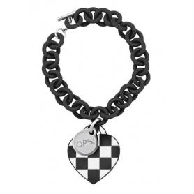Damier schwarze OPS Armband-19NE