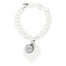 Liebe weiß-OPS Armband 27BI