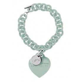 OPS bracelet Love celeste-30SA