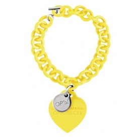 OPS yellow-Love bracelet 31GI