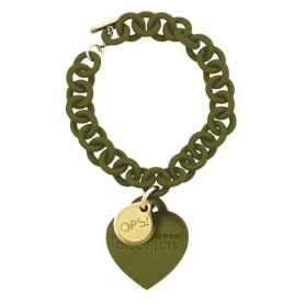 OPS-Armband Liebe grün-26VOG