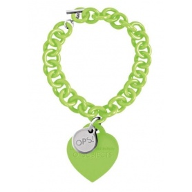 OPS bracelet Love Apple green-29VF