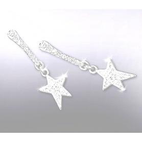 Orecchini pendenti stella - 5115360
