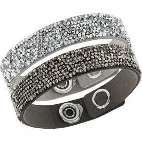 Bracciale Crystal Rock set di bracciali Grigio - 5089704