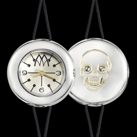 Watch Pepito with skull-PSK01SL