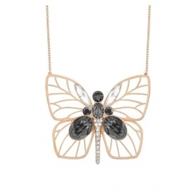 Bloom Large Butterfly Long Pendente - 5098546