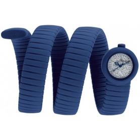 Orologio ToyViper Blue Full Pave - VP09BL