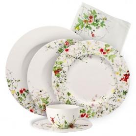 Meals service-Brilliance Fleurs Sauvages