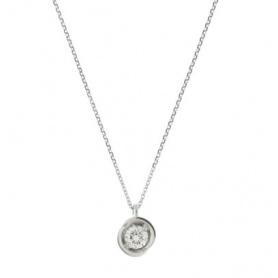 Collana in oro bianco Diamante - 1GD20252G5450