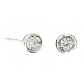 Light spot Earrings whit diamond - 1OD20152G5000