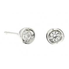 Light spot Earrings whit diamond - 1OD20152G5000