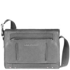 Messenger with iPad/iPad®Air/netbook compartment - CA2224LK/GR