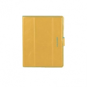 iPad®2 and the new iPad® stand-up leather case - AC2691B2/GL