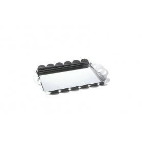 Rectangular tray with handles - AM14-RECINTO