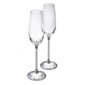 Crystalline Toasting Flutes - 255678