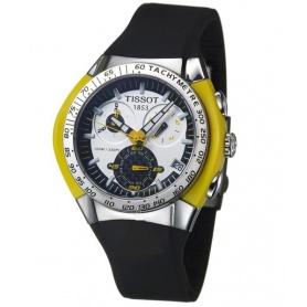 Orologio Tissot T-Tracx giallo -T0104171703103
