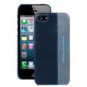 Harte Schale für Blue Square Leder iPhone5C-AC3053B2/BGR