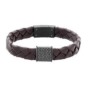 Armband braun Weben Capture-5114449