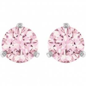 Solitaire Pierced Earrings - 5112158