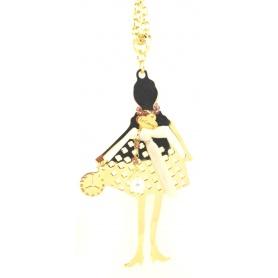 Collana bambola Le Carose Couture- CarCouture1