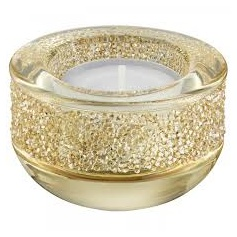 Shimmer, Golden candle holder-5108877